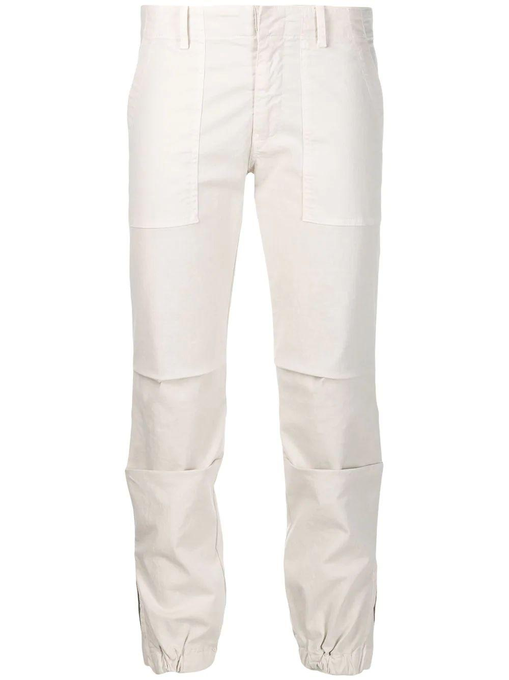 Cropped Military Pant Item # 99-W12