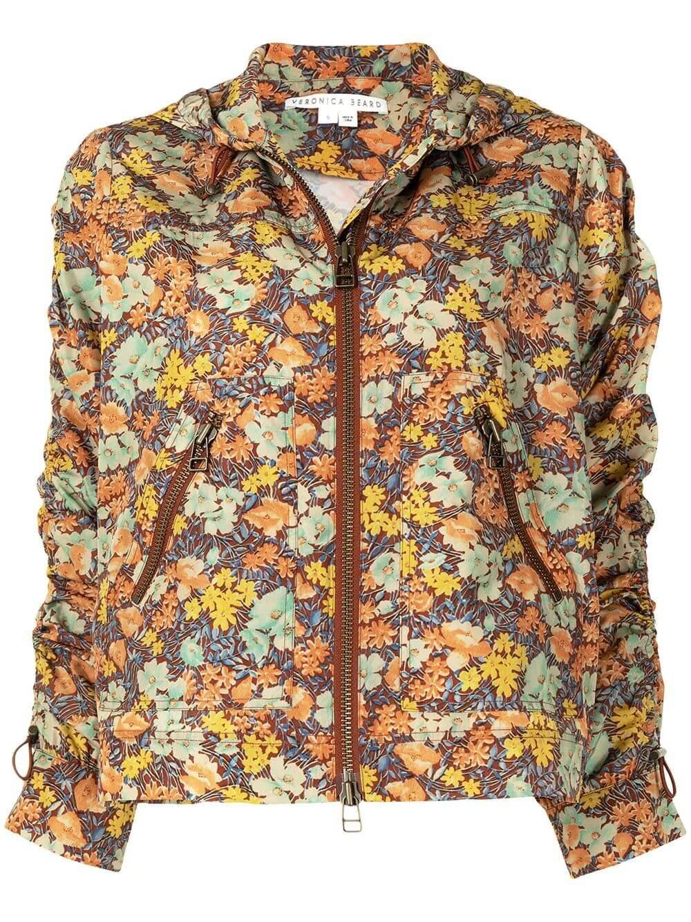 Sibila Anorak Jacket Item # 2104ATV0011536