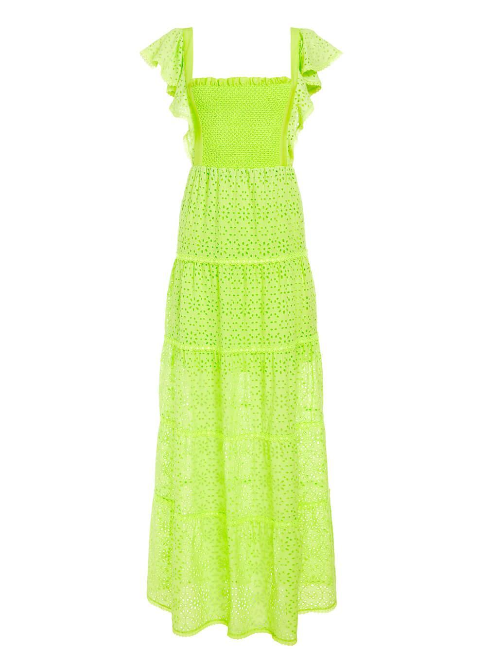 Jules Maxi Dress Item # CC104K01536