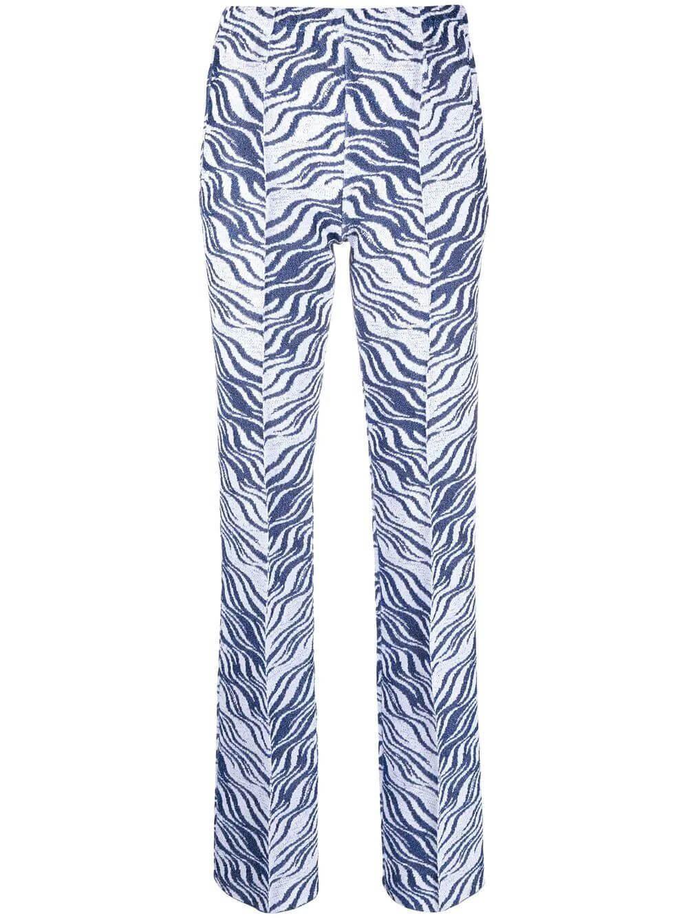 Tiger Print Pant