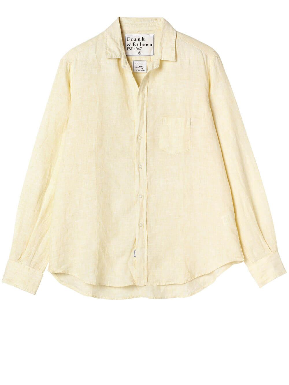 Eileen Linen Button Down