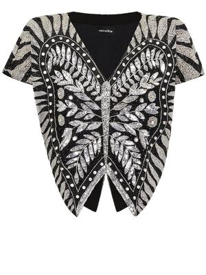 Camila Butterfly Top