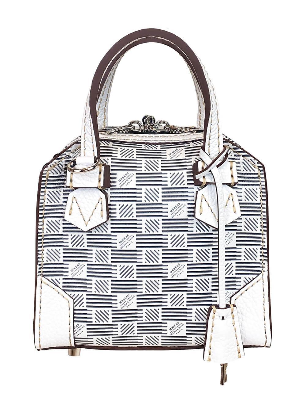 Vicomte Top Handle Bag Item # SVICBBIIVTTRSTC