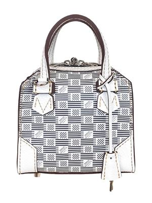 Vicomte Top Handle Bag