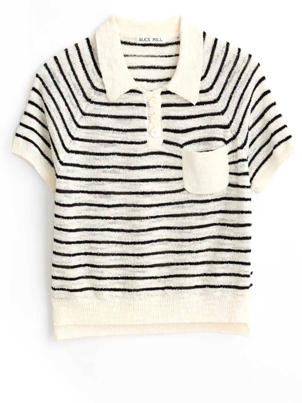 Clifford Sweater in Stripe