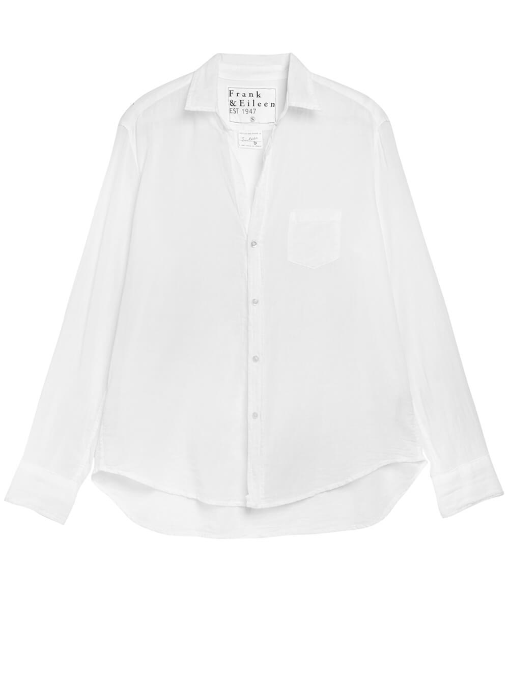 Eileen Woven Button Down