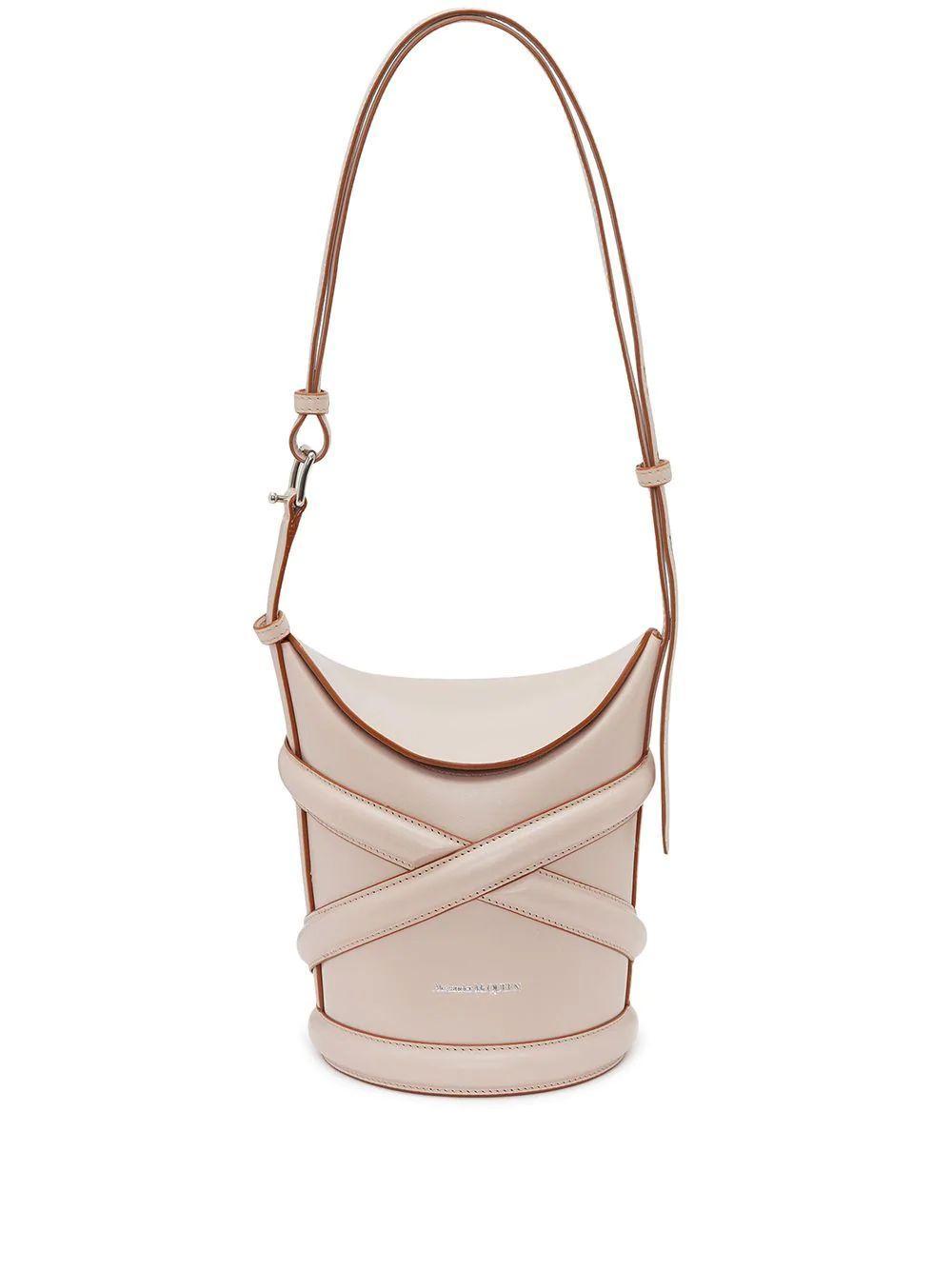 The Curve Bucket Bag