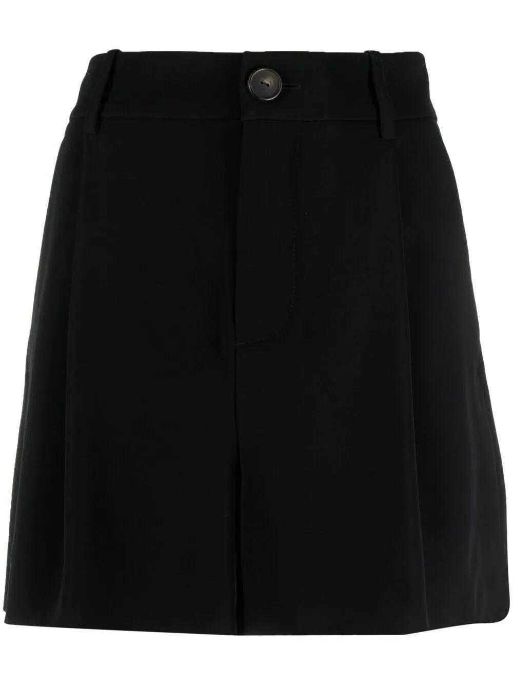 Pleat Front Shorts Item # V720221949