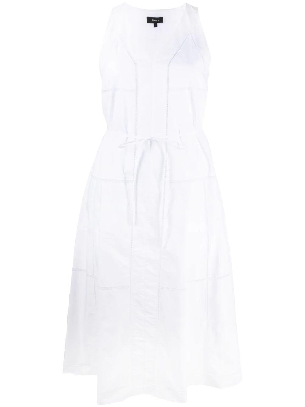 Ladder- Lace Trim Dress Item # L0304611