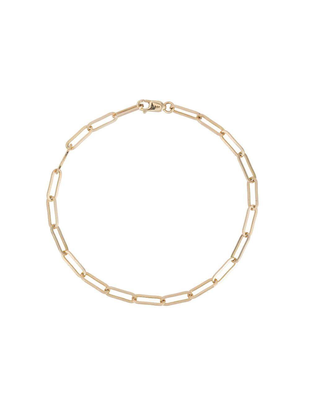 Paper Clip Bracelet Item # B461-2