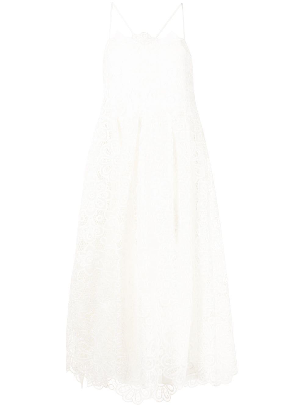 Zayna Crochet Dress Item # 221-1036-G