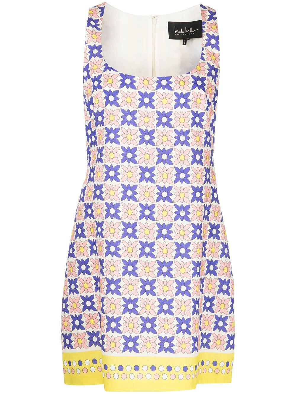 Daisy Field Shift Dress