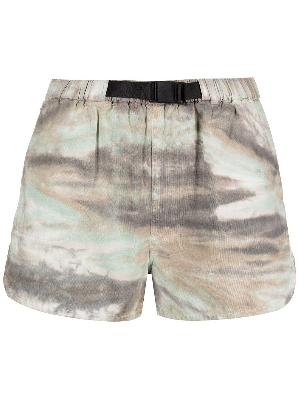 Summit Camo Shorts