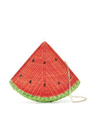 Watermelon Slice Clutch