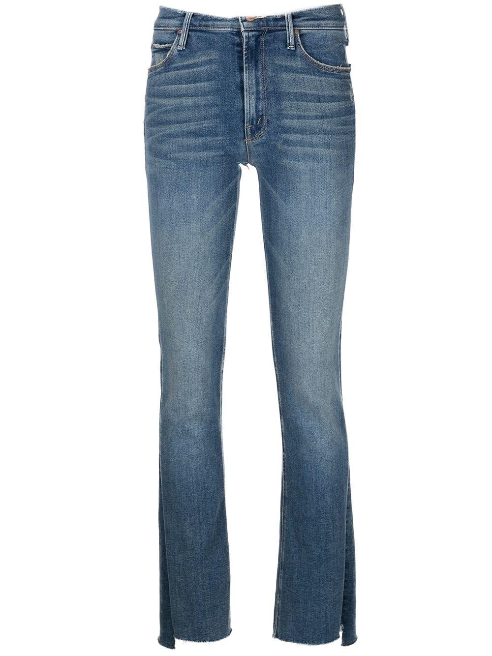The Runaway Step Fray Jeans