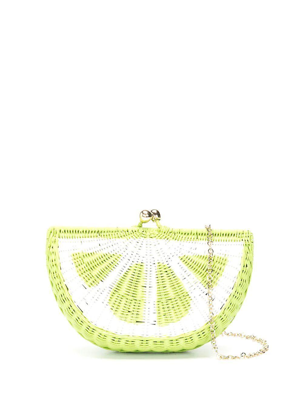 Lime Clutch Item # 10370