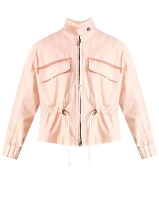 Roz Drawstring Jacket