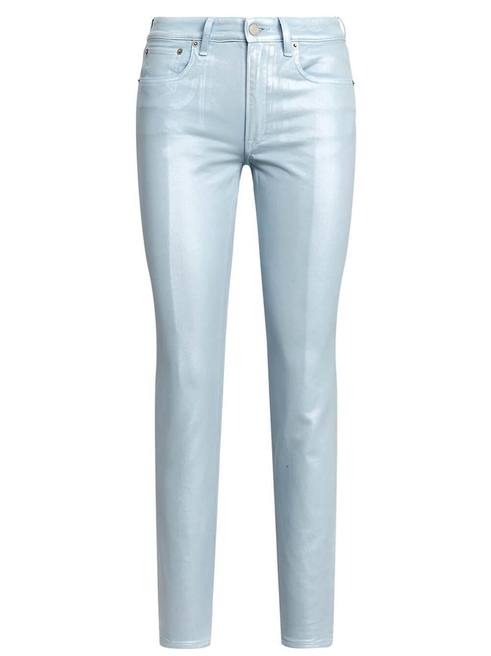 400 Matchstick Foiled Jean