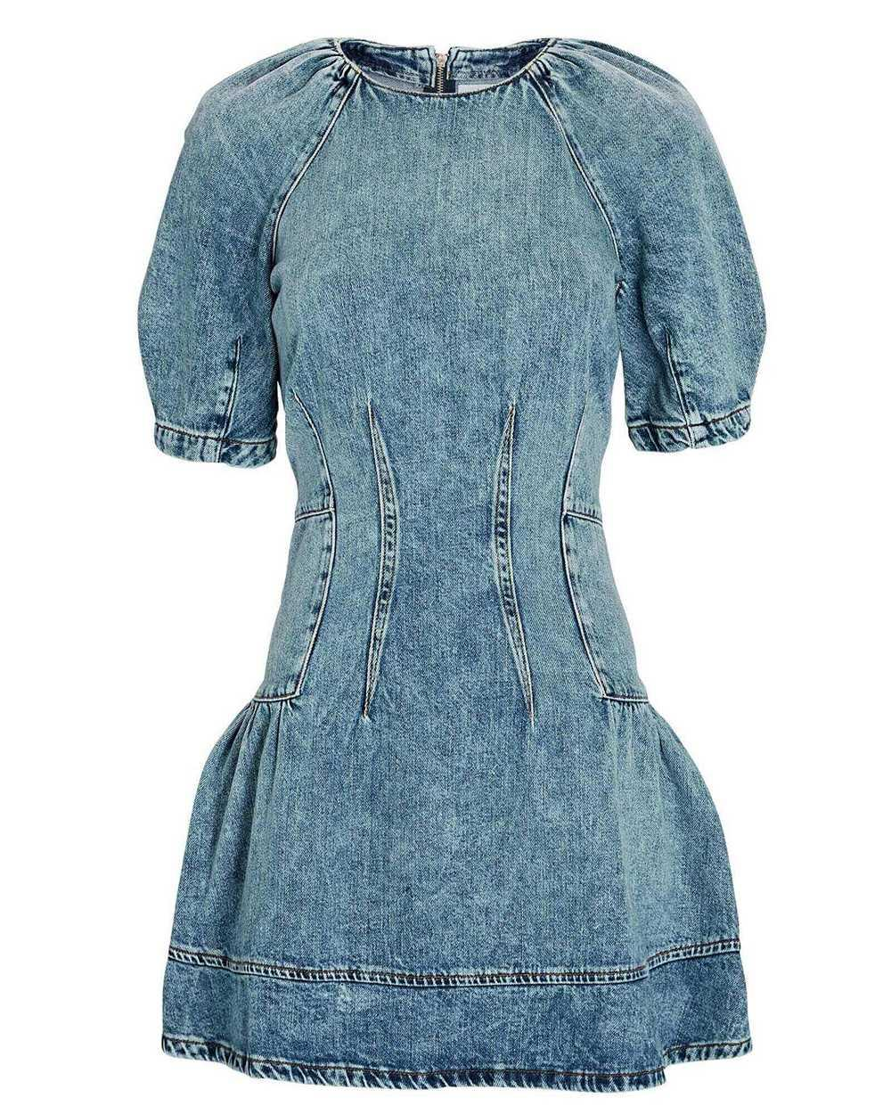 Holland Denim Dress Item # 221-1127-ST-VINTAGE