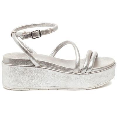 Quilt Platform Sandal