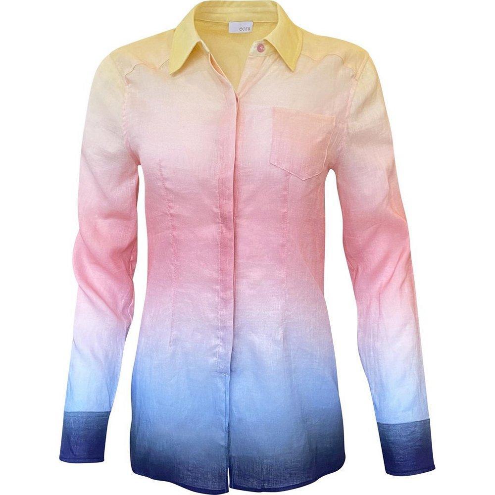 Blanchett Linen Shirt Item # 3134WT