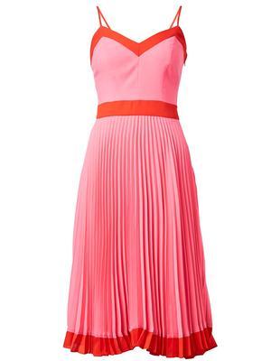 Jill Pleated Dress