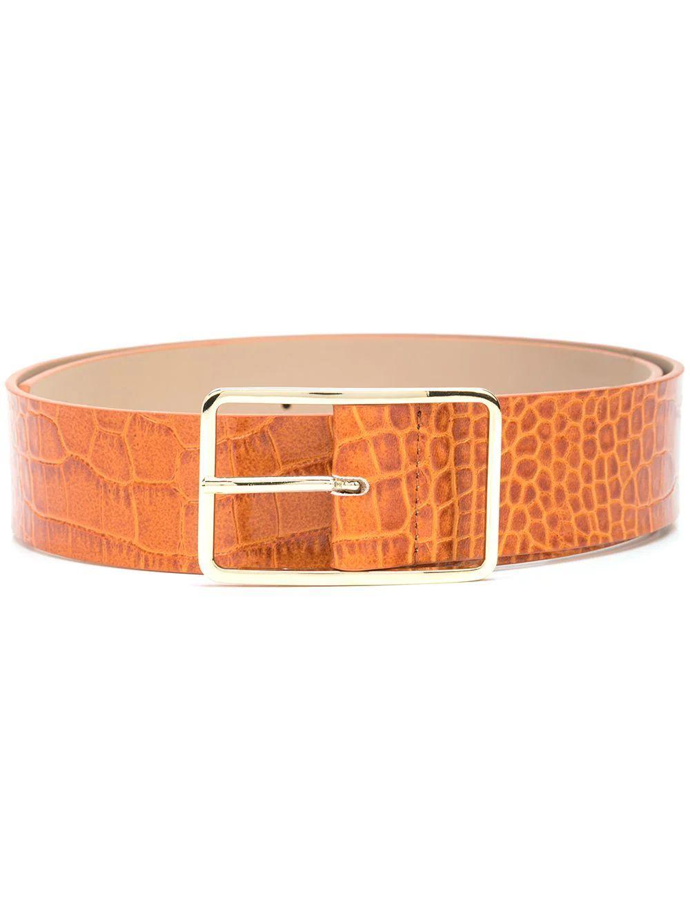 Milla Croco Belt Item # BT1640-710LE-S21