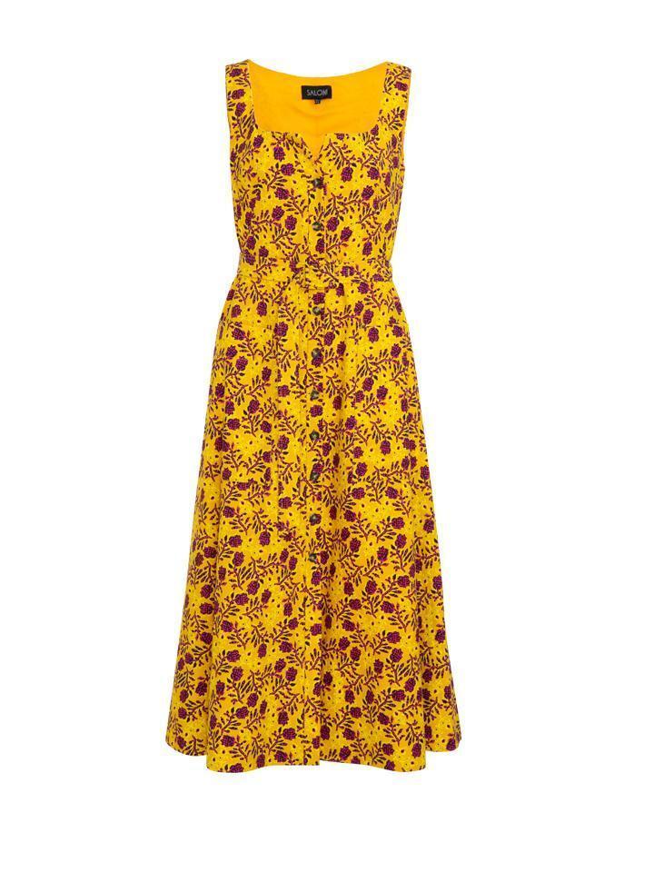 Bibba Printed Dress