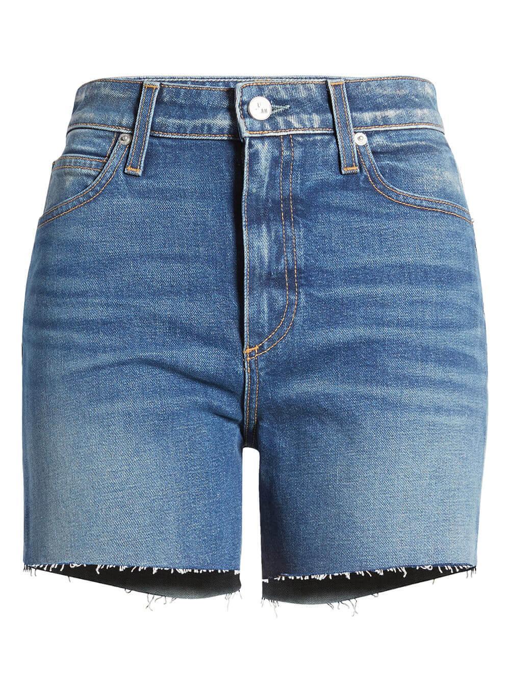 High Rise Lexi Jean Shorts Item # W013-500-336
