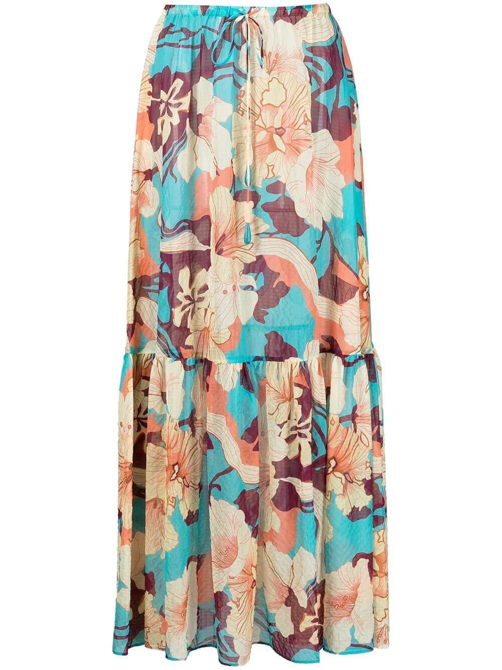 Lilith Maxi Skirt Item # A5210902-6755