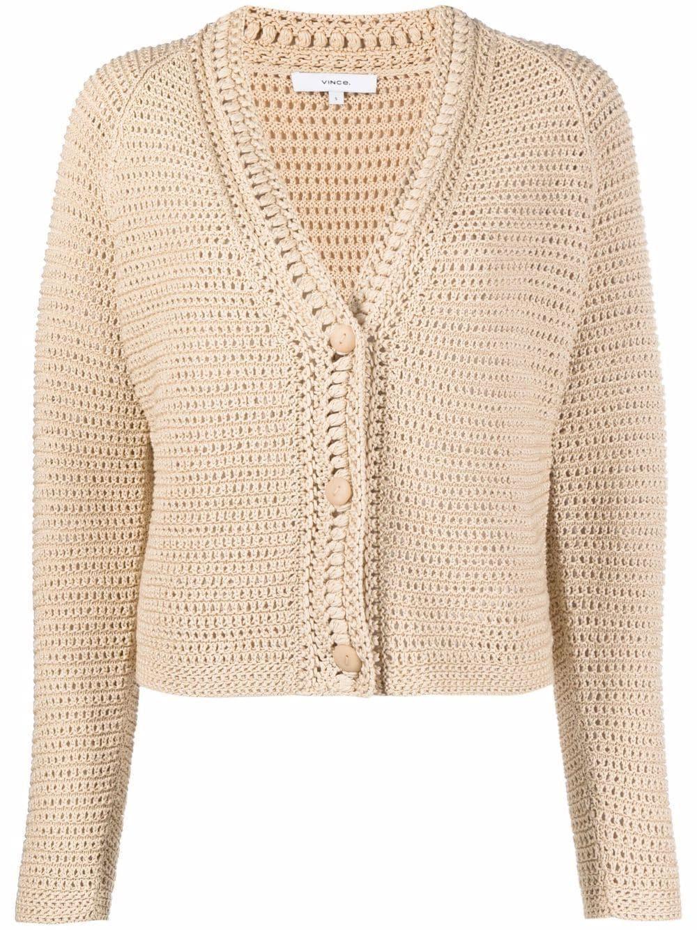 Crochet Cardigan Item # V733478715