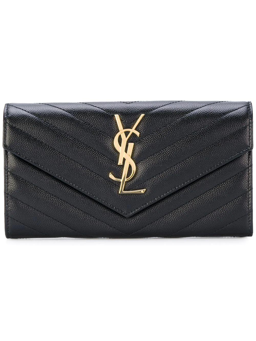 Large Monogram Wallet Item # 372264BOW01-S21