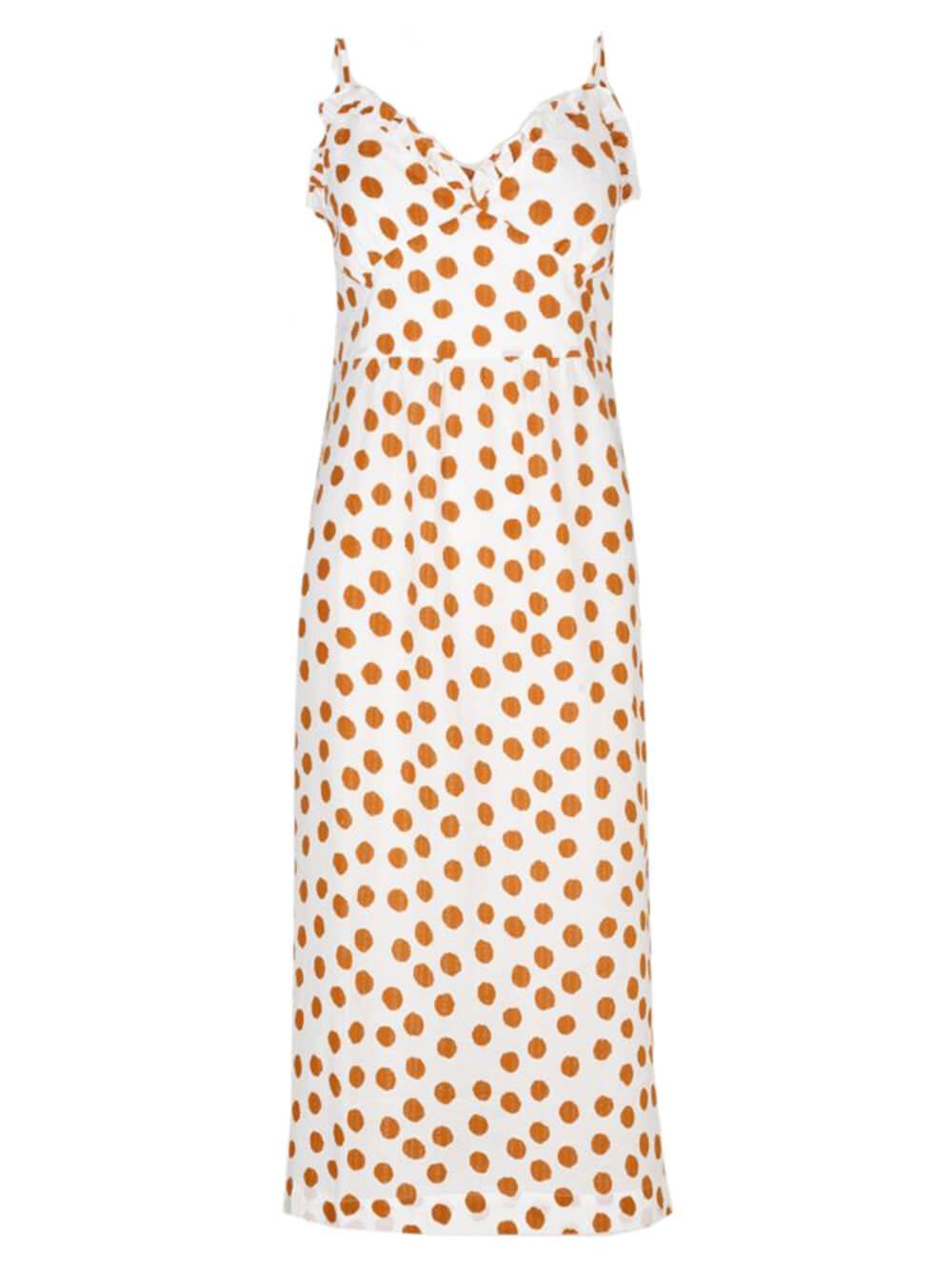 Adianna Midi Dress Item # 21768-F21