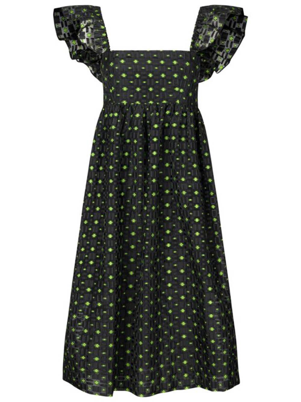 Ashaki Midi Dress Item # 21738