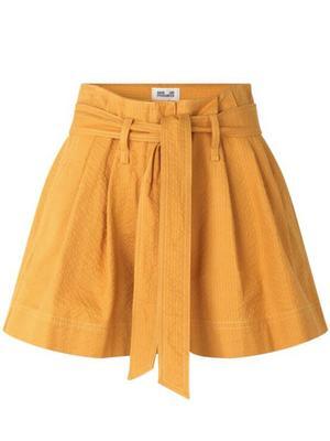 Nahia Pleated Shorts