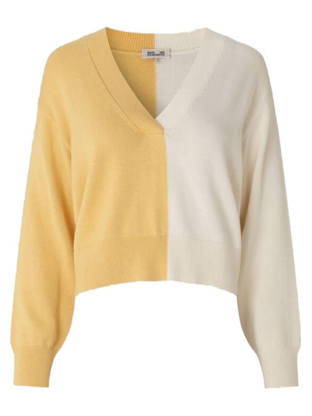 Coyra Colorblock Sweater Item # 21787