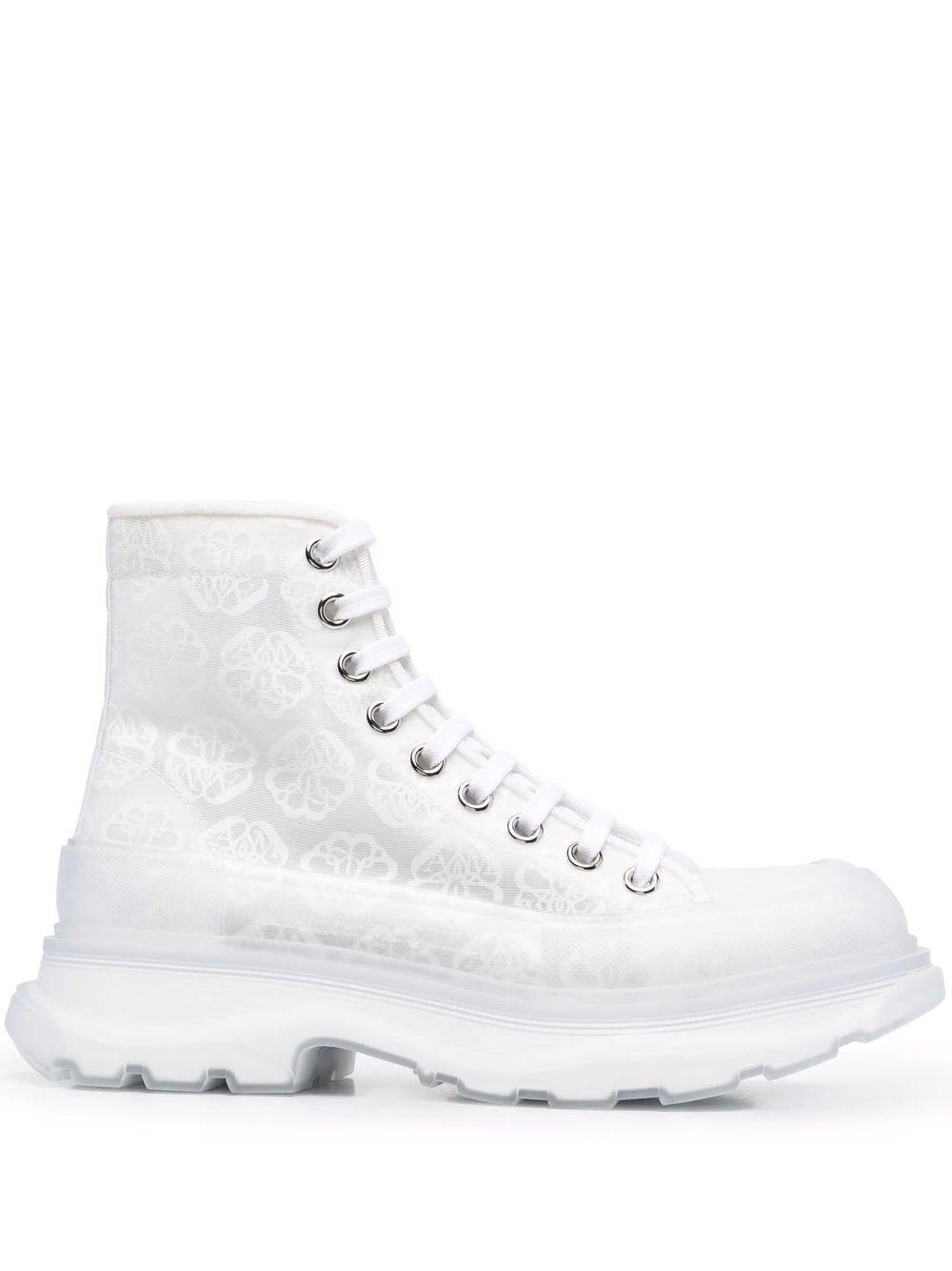 Chunky Combat Boot Item # 658086W4Q32