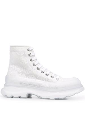 Chunky Combat Boot