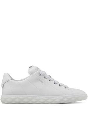 Low Top Lace Up Sneaker