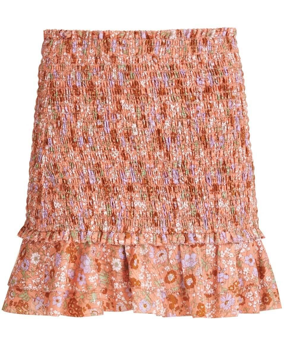 Melodie Printed Skirt Item # 2105VO0193352