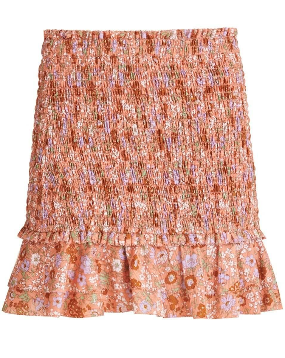 Melodie Printed Skirt