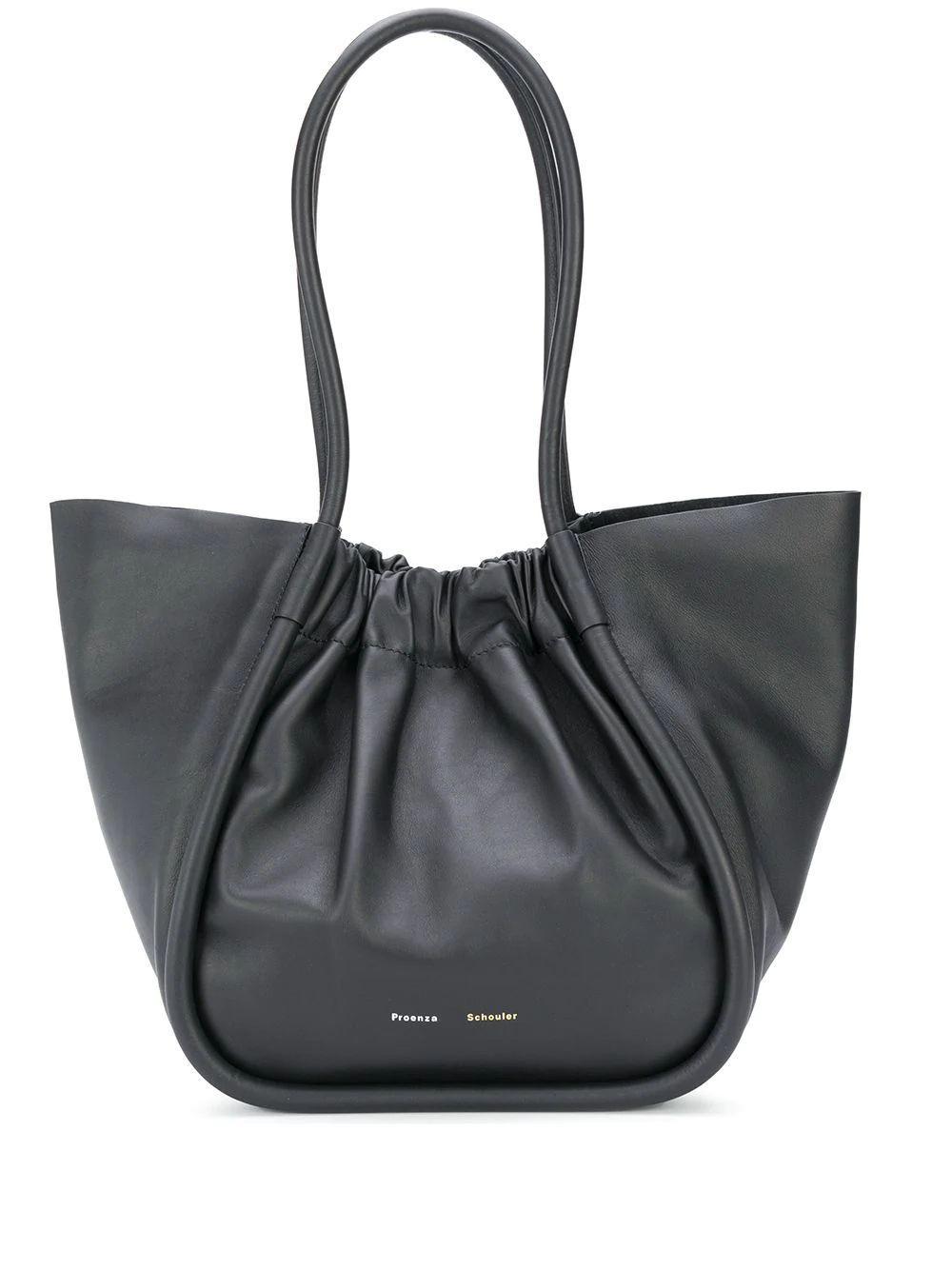 Ruched Tote Bag Item # H01001
