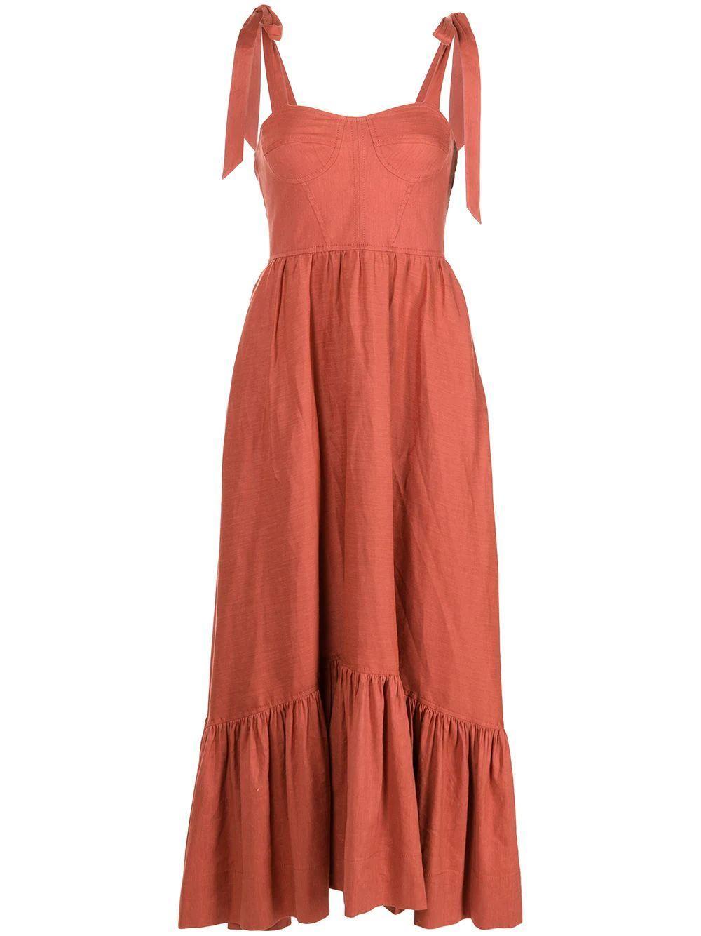 Georgia Bustier Dress Item # 321-1055-I