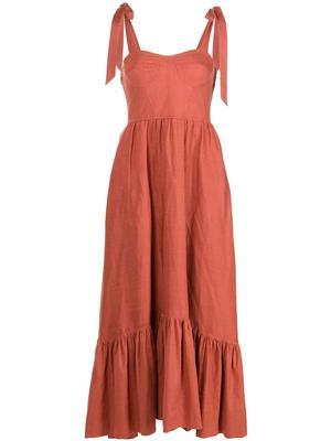 Georgia Bustier Dress