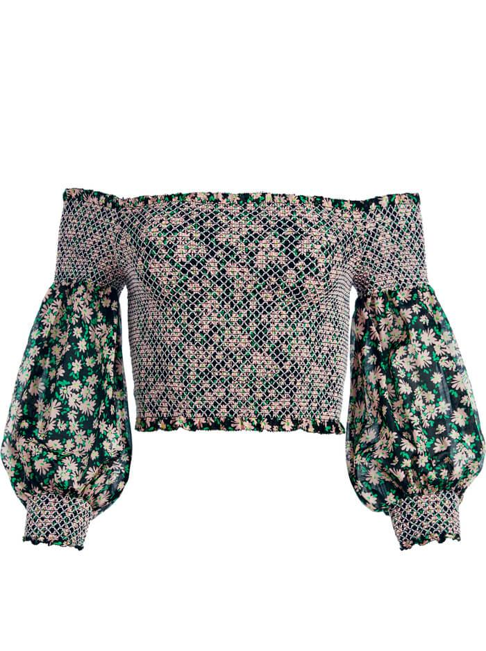 Candra Crop Top
