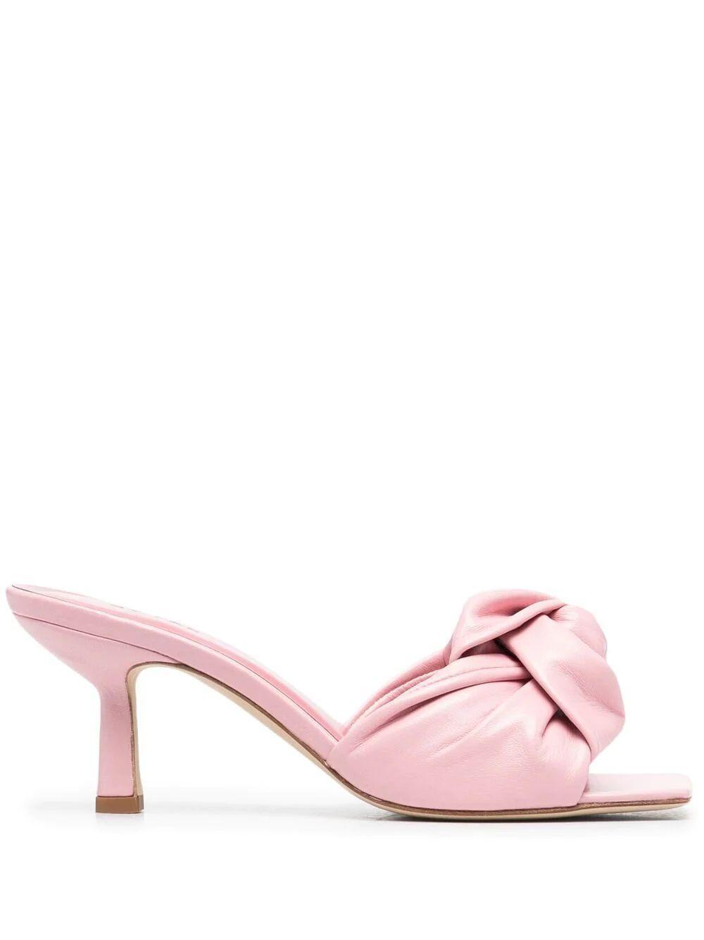 Lana Peony Gloss Leather