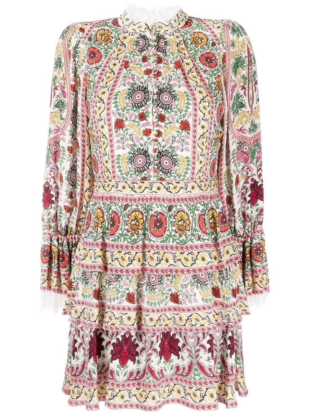 Lawson Printed Dress