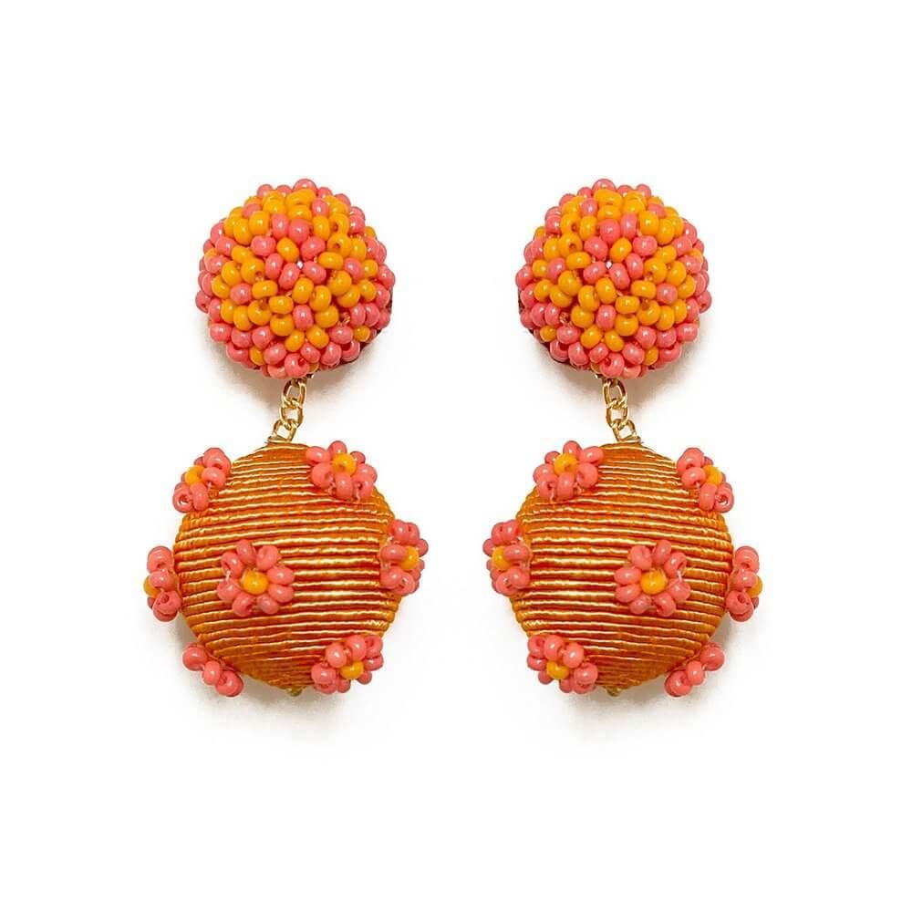 Marguerite Gumball Earrings