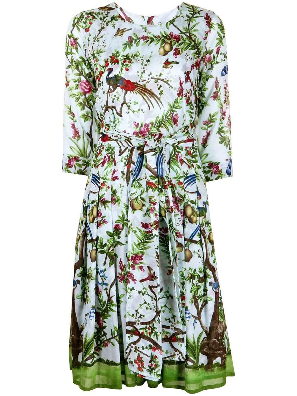 Florance 4 Printed Dress