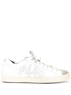 John Sneaker With Paisley